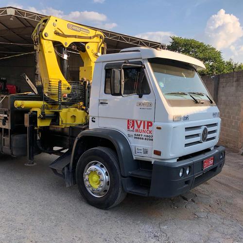volkswagen vw 23250 munck guindauto guindastes