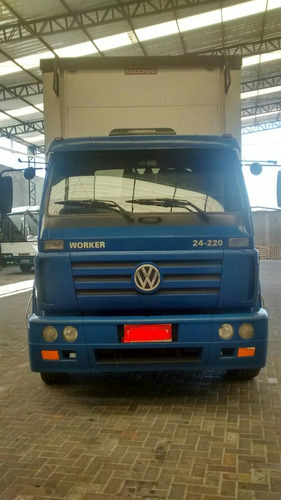 volkswagen vw 24220 - 2010 - c/ bau sider