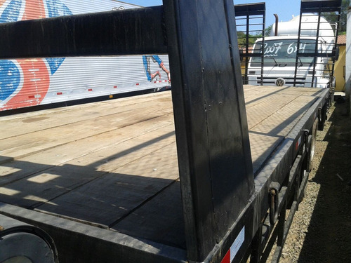 volkswagen vw 24220 plataforma prancha rampa carrega máquina