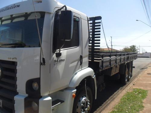 volkswagen vw 24250 avenida caminhoes