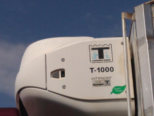 volkswagen vw 24280 13/14 baú refrigerado frigorífico guanch