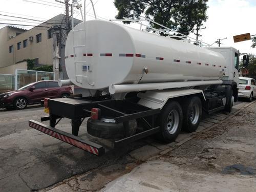 volkswagen vw 24280 2013 tanque água