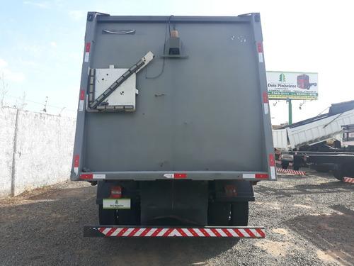 volkswagen - vw 24.280 - 6x2 - compactador de lixo themac