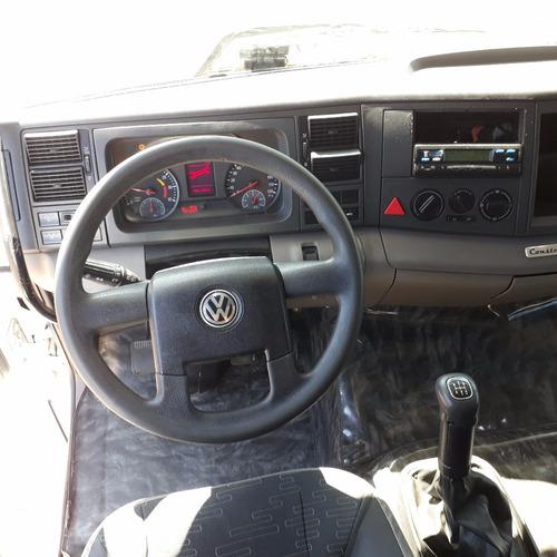 volkswagen vw 24280 8x2 2012 bitruck teto alto no chassi