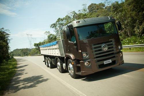 volkswagen vw 24280 bi-truck bau carroceria ou graneleiro