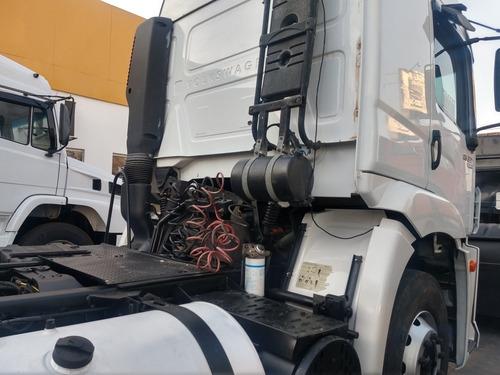 volkswagen vw 25-320 2011 6x2