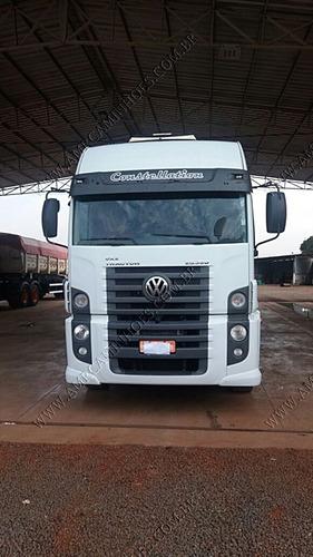volkswagen vw 25.390 6x2 2013 excelente estado oportunidade