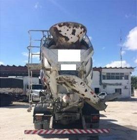 volkswagen vw 26260 betoneira