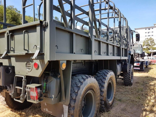 volkswagen vw 31.320 6x6 militar