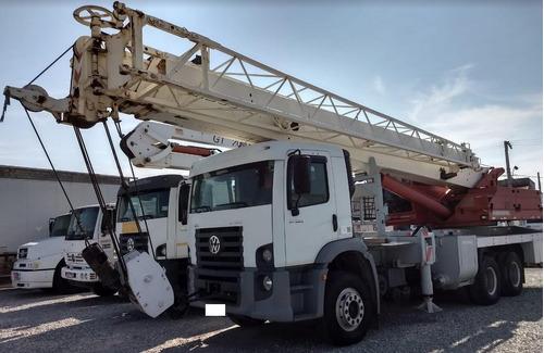 volkswagen vw 31320 guindaste madal 30 ton
