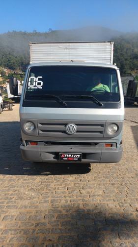 volkswagen vw 5140 baú teresópolis rj