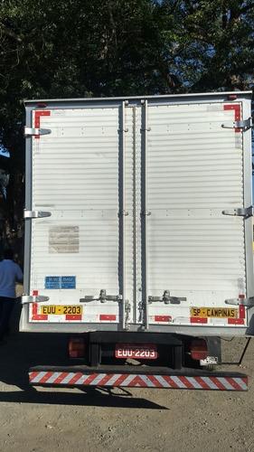 volkswagen vw 5140 c/ baú alumínio
