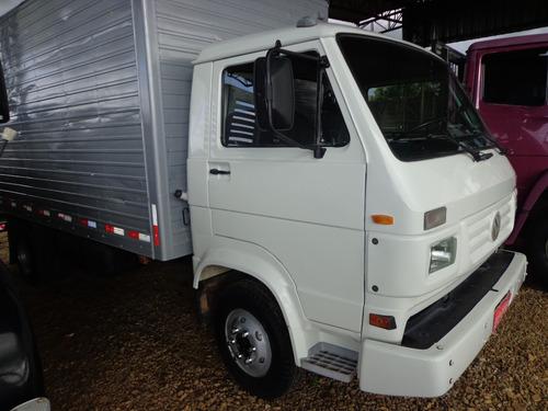 volkswagen vw 7100 , ano fab/mod. 1996, bau , branco