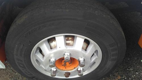 volkswagen vw 8120 2001 bau