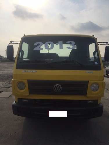 volkswagen vw 8160 ano 2013 guincho otimo estado !!!