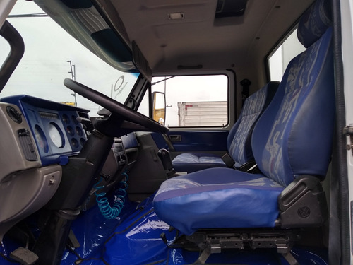 volkswagen vw 9.150 10/10 baú de 5m refrigerado frigorífico