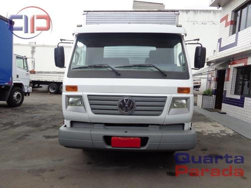 volkswagen vw 9.150 baú de alumínio