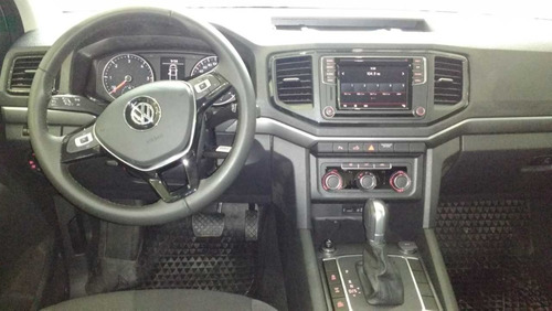 volkswagen vw amarok 2.0 tdi 180cv comforline 4x2 at 20 #08