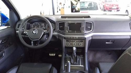 volkswagen vw amarok 3.0 v6 comfortline 4x4  dm