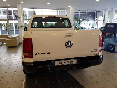 volkswagen vw amarok comfortline v6 3.0 224cv (migi)
