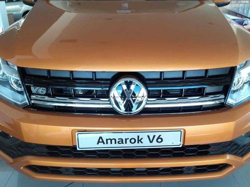 volkswagen vw amarok comfortline v6 3.0 224cv (mogl)