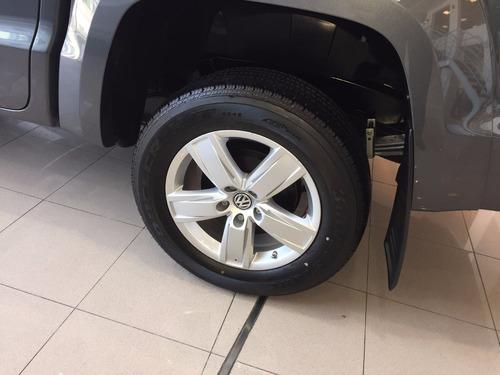 volkswagen vw amarok highline 4x4 aut 2017 mejor contado ch