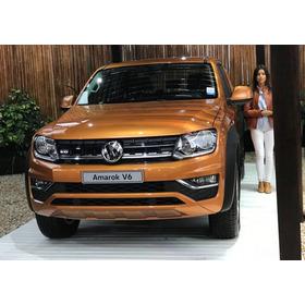 Volkswagen Vw Amarok V6 Comfortline 0 Km 2020 Tomo Usados 35