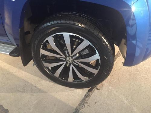 volkswagen vw amarok v6 extreme para  patentar 2020 - 0km 26