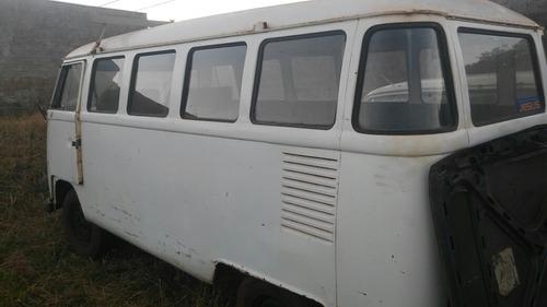 volkswagen vw bus kombi antiga