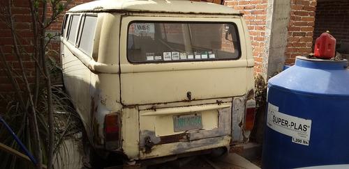 volkswagen vw combi 1983