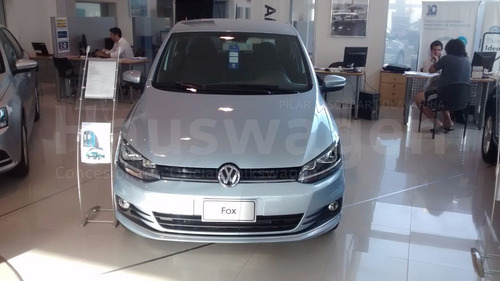 volkswagen vw fox 1.6 msi trendline manual 2017 0km nuevo