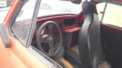 volkswagen vw fusca 74 com moto