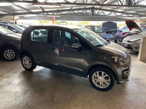 volkswagen vw high up 5p 2016 automatico autobaires