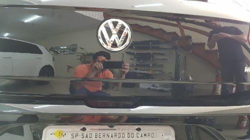 volkswagen vw instalação de câmera de ré modelo oem