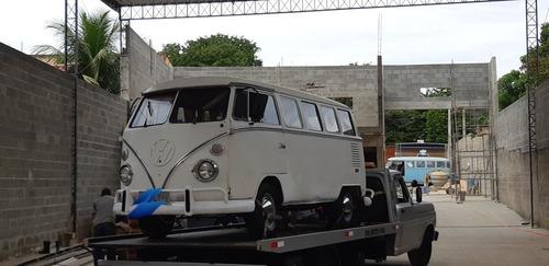 volkswagen vw kombi corujinha