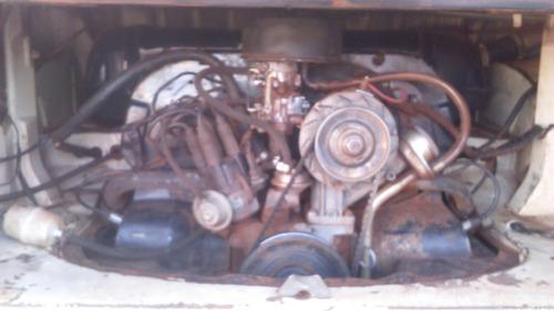 volkswagen vw kombi luxo ano 94 docks ok motor 1600 andando