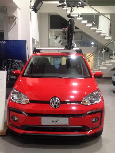 volkswagen vw move up 1.0 rojo - agrupado rl