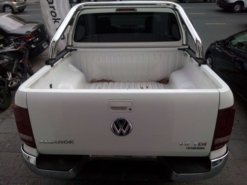volkswagen vw nueva amarok 3.0 v6 cd highline 258 cv 7