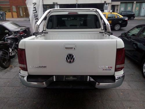 volkswagen vw nueva amarok 3.0 v6 cd highline 258 cv 8