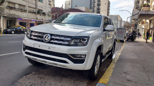 volkswagen vw nueva amarok v6 224 cv 4x4 at  full es