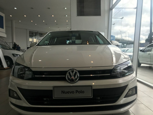 volkswagen vw nuevo polo 1.6 comfortline manual  110cv plata