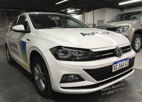 volkswagen vw polo comfort plus 5p at 2018 0km 1.6 msi #a2