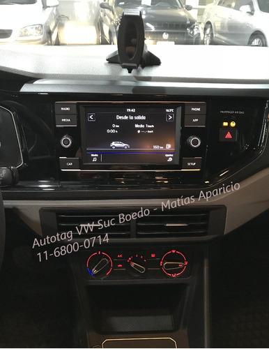 volkswagen vw polo comfortline 5p mt 2018 0km 1.6 msi #a2