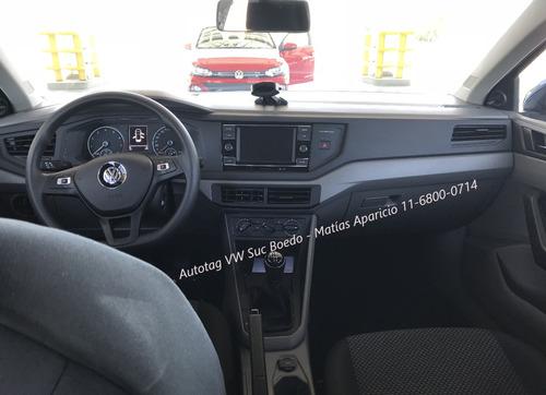 volkswagen vw polo trendline mt 5p 2018 0km 1.6 msi #a2