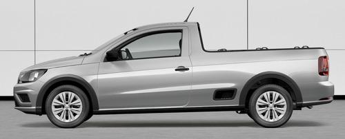 volkswagen vw saveiro cab simple trendline 2019 0km 1.6 #a2