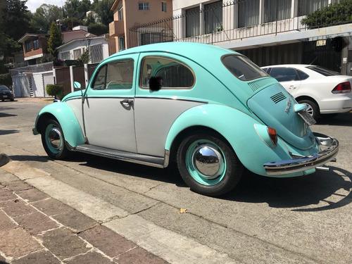 volkswagen vw sedan clásico