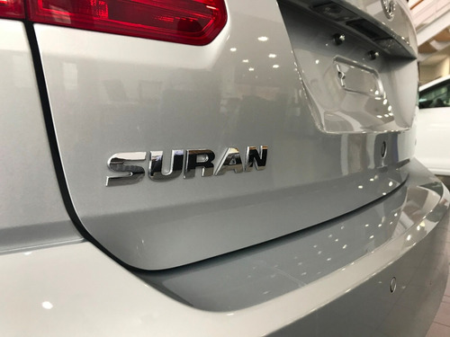 volkswagen vw suran 1.6 msi track manual 2017 0km nuevo