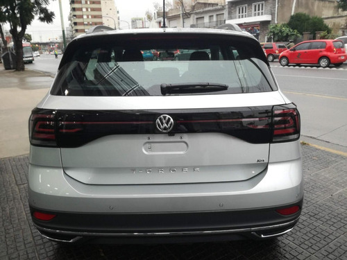 volkswagen vw t-cross 1.6 comfortline at 0 km my 2021