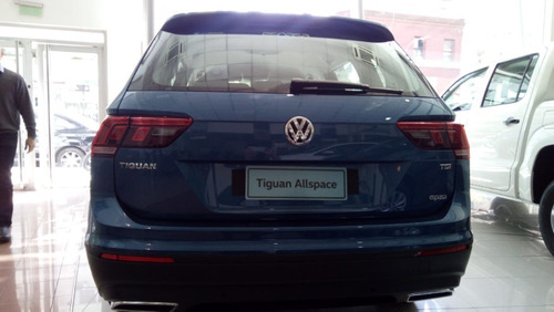 volkswagen vw tiguan all space trendline 4x2 at 150cv #28