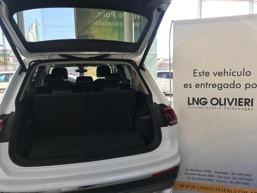 volkswagen vw tiguan allspace 2.0 tsi highline dsg my 2018